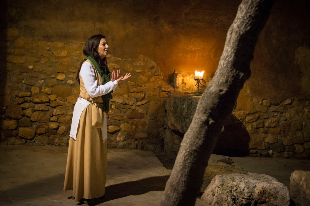 Shalom tarragona itinere didactica